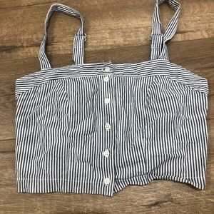 Brandy Melville NWOT crop top